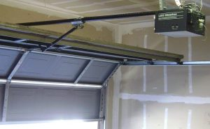 Fixing the Broken Trolley Carriage on Most Garage Door Openers on