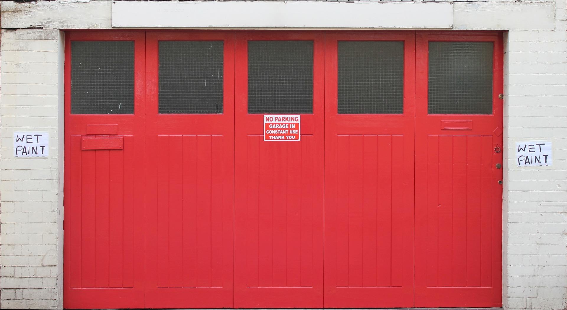 Garage Door Restoration Making Old Look Like New