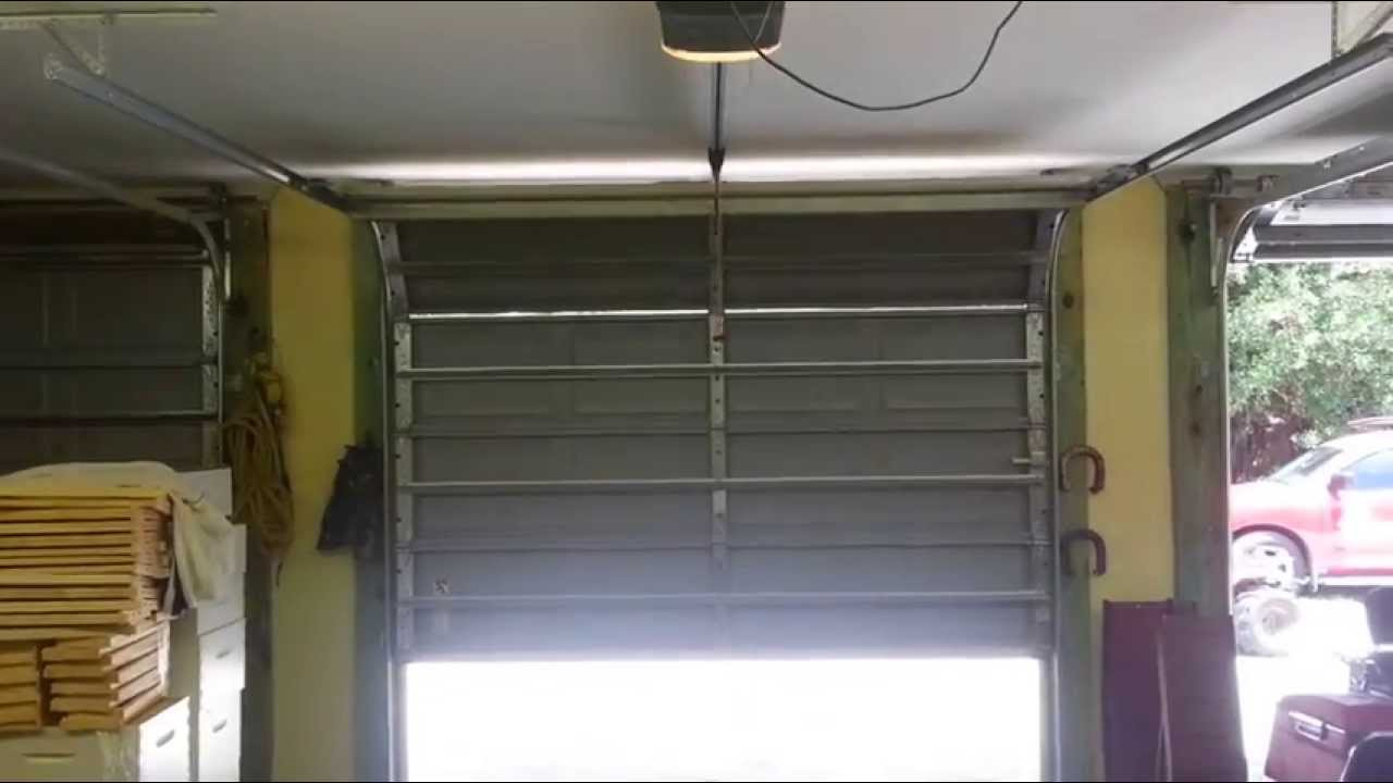 Common Causes Of A Garage Door That Won T Open