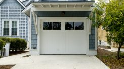 how to open a garage door during a power outage